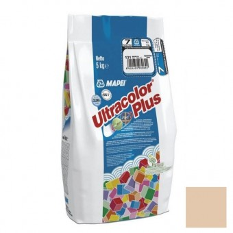 Затирка Mapei Ultracolor Plus №132 бежевая 5 кг