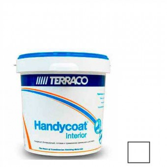 Шпаклёвка Terraco Handycoat Interior финишная 25 кг