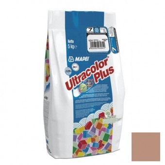 Затирка Mapei Ultracolor Plus №141 карамель 5 кг