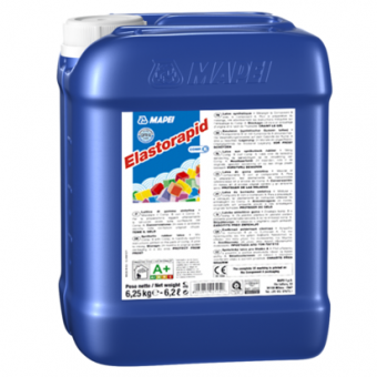 Клей Mapei Elastorapid для плитки и камня компонент В белый 6,25 кг