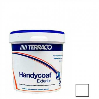 Шпаклёвка Terraco Handycoat Exterior Coarse финишная 25 кг